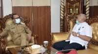 Wabup Sujiwo Terima Kunjungan Kepala BNNK Kubu Raya, Ini Yang Dibahas