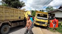 Kecelakaan Di Tanjung Kapuas, Pengemudi Terluka Parah