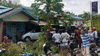 BREAKING NEWS: Inova Tabrak Teras Rumah Warga Dikembayan