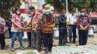 Ziarah Ke Makam Pangsuma di Meliau, Wabup Ontot: Bentuk Penghargaan dan Penghormatan