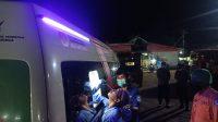 Dirapid Antigen, Satu Pengunjung Pasar Puja Sera Sanggau Positif Covid 19