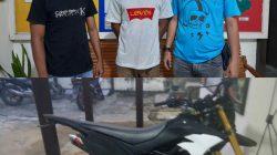 Nekat Bawa Kabur Motor Sahabat Di Bengkayang, Seorang Pria Ditangkap Polisi